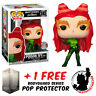 FUNKO POP DC BATMAN AND ROBIN POISON IVY #343 EXCLUSIVE + FREE POP PROTECTOR