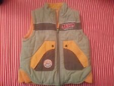 Lotto 458 giacca smanicato piumino bimbo bambino yatsi-kids 4 anni 104cm