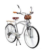 Retro VTG Bicycle Bike Bag Tool Seats Bags Handlebar Tools Cylindrical Bag Props