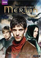 Merlin Complete Second Season 0883929266166 DVD Region 1 P H