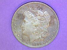 Morgan Dollar - 1891 S - KM# 110