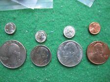 40 - MINI US COINS QUARTER- DIME- NICKEL- PENNY