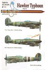 Eagle Cal 1/24 Hawker Typhoon I.B decals # 24159