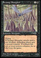 ▼▲▼ 2x Swamp Mosquito #A (Moustique des marais) Alliances #92 ENGLISH Magic MTG
