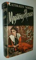 Mystery House, Kathleen Norris, Doubleday Doran First Edition HC/DJ Good