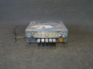 1964 FORD GALAXIE PUSH BUTTON AM RADIO