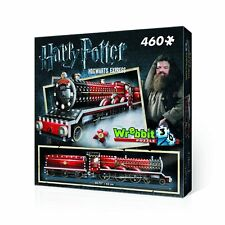 Wrebbit 3D Harry Potter Poudlard Express puzzle