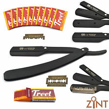 Barber Professional Shaving Hair Remover Razors Folding Knife Cut Throat Razors