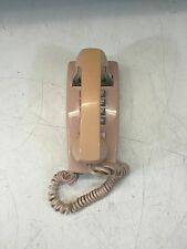 Vintage ITT Pink Push Button Desktop Phone