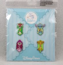 Disney Trading Pins Happily Ever After DISNEY BABIES  Sealed Booster Set of 4