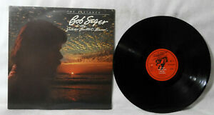 """BOB SEGER & The Silver Bullet Band """"The Distance"""" 1982 (Capitol/GERMANY) VG+/EX!"""