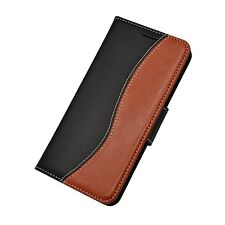 Wallet S-LINE Leather Case Cover Pouch Saver For HTC One X9