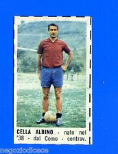 CORRIERE DEI PICCOLI 1966-67 - Figurina-Sticker - CELLA - LIVORNO -New