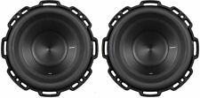 "2 Rockford Fosgate Punch P2D4-8 8"" 1000 Watt Dual 4 Ohm Car Subwoofers Subs"