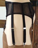 Halter Strapse schwarz erotische sexy lingerie Unterwäsche   38 40 42 44 46
