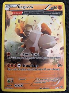 Regirock XY49 Promo Pokemon Card MP