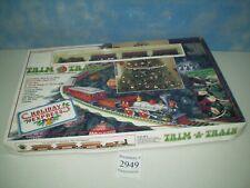 New 1993 Bachmann N Scale Gauge Trim - A - Train Holiday Express Set 24903