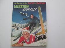 TANGUY ET LAVERDURE EO1968 BE/TBE MISSION SPECIALE