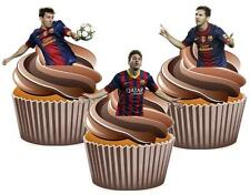 Lionel messi mix cake toppers plaquette carte nouveauté décorations barcelone football