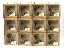 Royal Darwin Wildlife Elk Figurine Collectible Animal 104 Lot Of 12