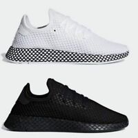 Adidas Originals Deerupt Runner Shoes B41767 B41768 SIZE 4-13 White Black