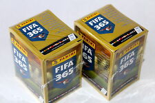 Panini FIFA 365 Saison *2016* ED. SOUTH AMERICA, 2 x DISPLAY BOX 500 stickers