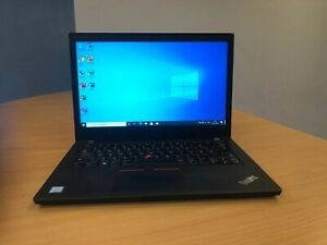 Fast Lenovo ThinkPad T470 256GB SSD , Intel Core i5 7th Gen, 3.40 GHz, 32GB RAM