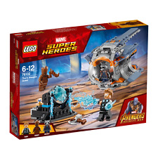 LEGO Marvel Super Heroes 76102 Thor's Weapon Quest. Brand New & Sealed.