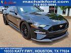 2019 Ford Mustang Gt Fastback 2019 Ford Mustang Gt Fastback 24605 Miles Shadow Black 2dr Car Premium Unleaded