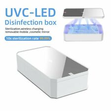 New listing Usb Germicidal lamp Cell Phone Uv Ultraviolet Cleaner Box for iPhone Android Us