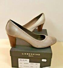 306) Luxsus Marken LIEBESKIND Schuhe Pumps Gr.41 NEU UVP139€