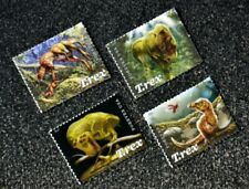 2019USA Forever Tyrannosaurus Rex - Set of 4 Singles  Mint  dinosaur t