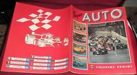 ALBUM VUOTO FIGURINE PANINI VINTAGE 1977 SUPER AUTO 70 FORMULA 1,FIAT,RALLY,RACE