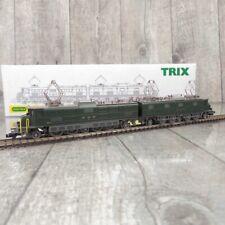 MINITRIX 12426 - Spur N - E-Lok - Ae 8/14 11801 - Gotthard  - DSS - OVP #H32219