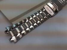 Casio Watch Band EF-539 Bracelet for Edifice Watch.Stainless Steel Silver Color