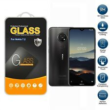 Tempered Glass Screen Protector For Nokia 7.2 2019