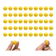 20Pcs Rounds Bullet Balls for Nerf Rival Refill Compatible Kids Toys Yellow CU