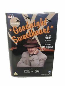 Goodnight Sweetheart - Series 1-6 (DVD, 11 DISC SET) ALL 6 SERIES . UK STOCK