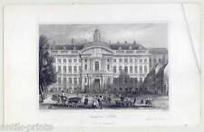 Lüttich - Liege - Belgien - Stahlstich 1840