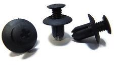 10 x 8 mm Trou Vis Type rivet pour voiture CLIP OEM Ford Mb-455-56143 q073