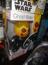 GHOSTRIDER MARVEL MIGHTY MUGGS FIGURE, NEVER OPENED