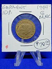 COIN GERMANY FEDERAL REPUBLIC 10 Pfennig1949 KM# 103 (1949G) - circulated