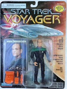 1995 Playmates Star Trek: Voyager - The Doctor action figure - NEW !