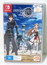 *Brand New* *Sealed* Sword Art Online Hollow Realization - Nintendo Switch