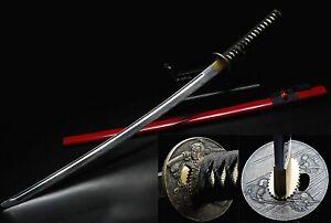 Snake Eye Tactical Classic Handmade Samurai Katana Sword Heavy Duty Sword