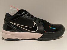 Nike Kobe IV Protro Undftd PE Black Mamba 4 Undefeated Size 4.5 Men's 6 Women's