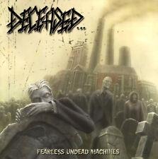 DECEASED - Fearless Undead Machines - CD - DEATH/ THRASH METAL