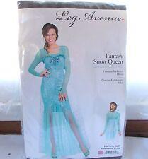 Leg Avenue Fantasy Snow Queen Costume Adult Teen X Small