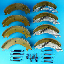 2 x Axle Set Brake Shoes 200x50 for Knott - Ifor Williams Trailers - 200 x 50mm