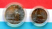 1986 2-Coin Statue of Liberty Set BU